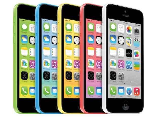 Il nuovo iPhone 5C