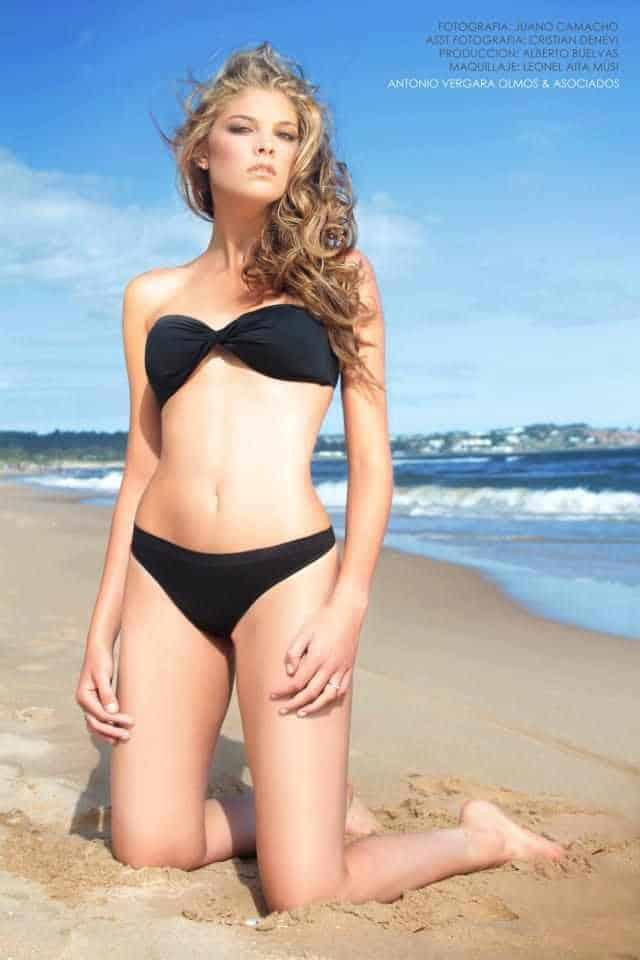 Micaela Orsi Miss Universo per l'Uruguay