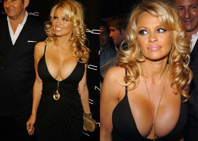 Pamela Anderson al GF tedesco