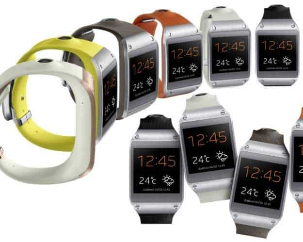 lo smartwatch Galaxy Gear
