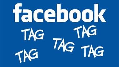 Taggare con Facebook