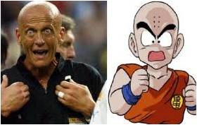 Collina e Dragon Ball