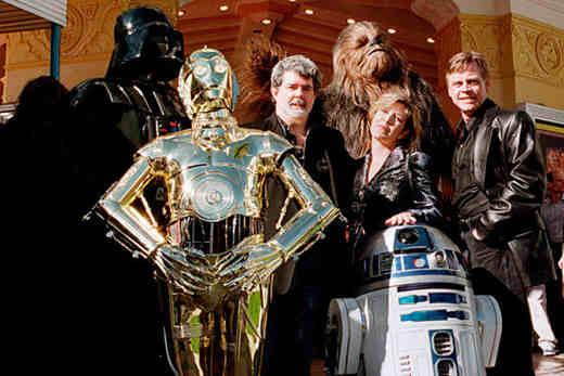 Star Wars e i suoi personaggi