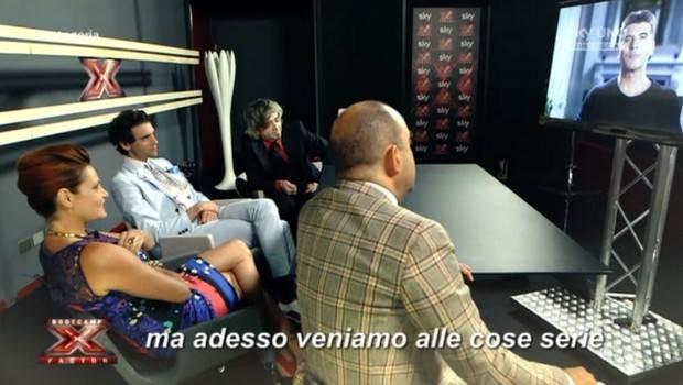 Le assegnazioni ai Giudici di X Factor 2013