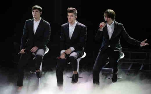 I Free Boys a X Factor 2013