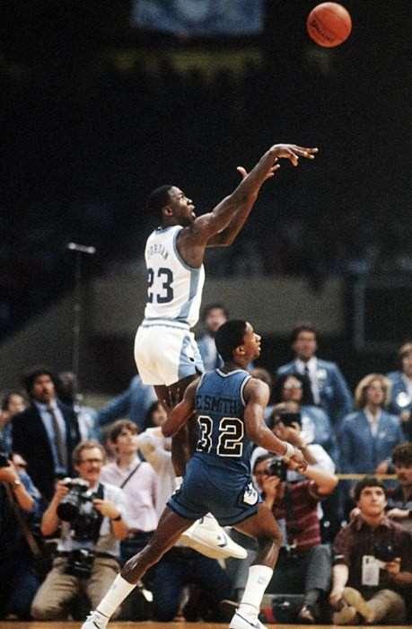 Michael Jordan giovanissimo