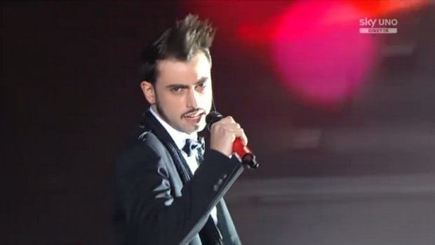 Lorenzo eliminato da X Factor 2013