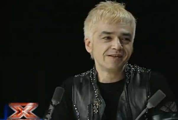 Morgan nella prima puntata di X Factor 2013