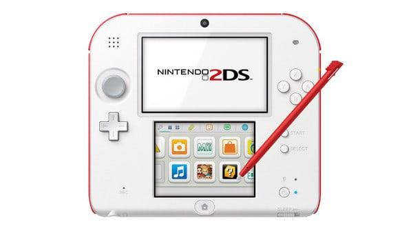 Nintendo 2DS caratteristiche tecniche