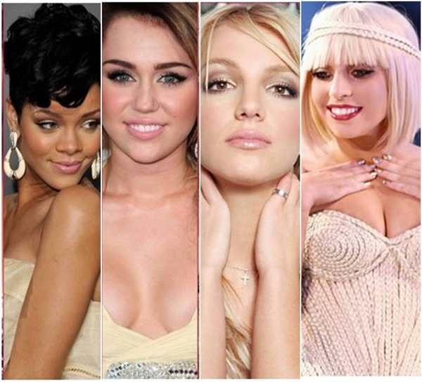 Le regine del POP