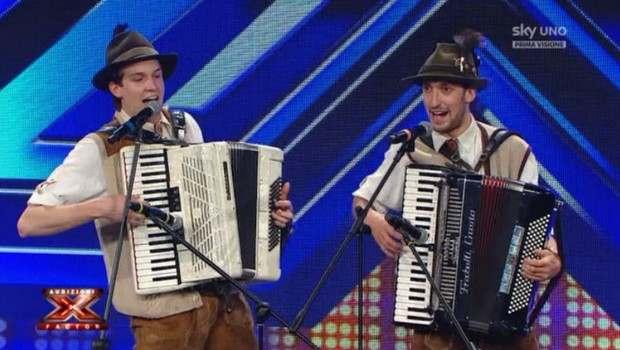 Concorrenti selezioni X Factor 2013