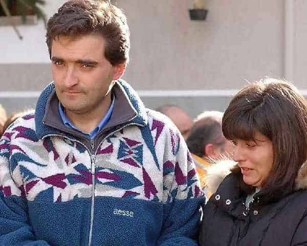 Stefano Lorenzi e Annamaria Franzoni