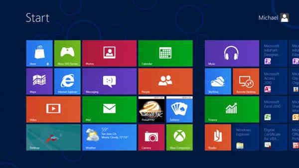Le App di Windows 8