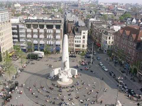 Amsterdam - Piazza Dam