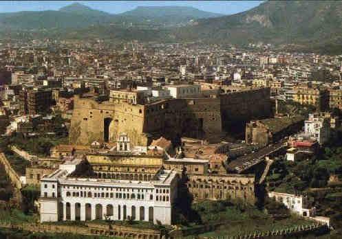 Napoli - Castel Sant'Elmo