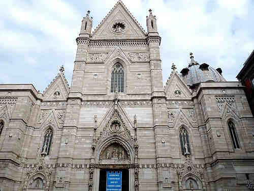 Napoli - Duomo di Santa Maria Assunta