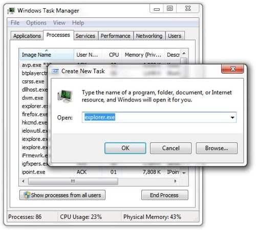 """new task - Come rimuovere la chiavetta USB al messaggio """"Impossibile disattivare periferica volume generico"""""""