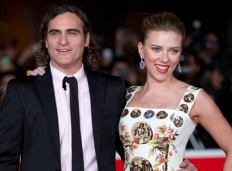 Joaquin Phoenix e Scarlett Johansson