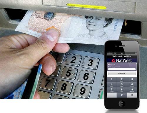 Il Bancomat dialogherà con gli smartphone