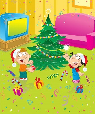 I bimbi a Natale
