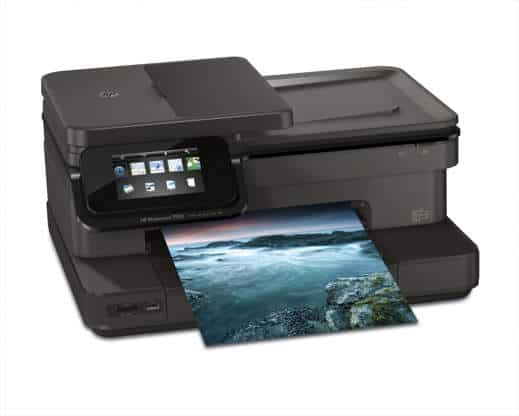 HP e All-In-One Photosmart 7520