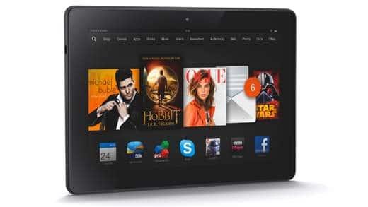 Kindle Fire HDX 8,9''
