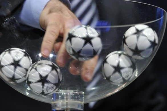 Sorteggi di Champions League