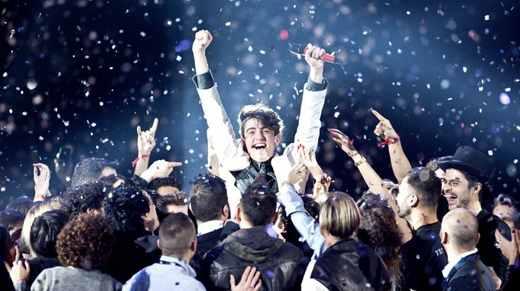 Michele Bravi vince X Factor 2013