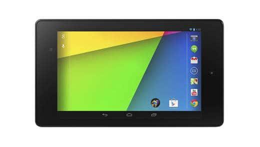 Il nuovo Nexus 7
