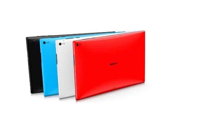 Colori Nokia Lumia 2520