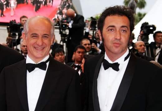 Toni Servillo e Paolo Sorrentino premiati all'EFA 2013