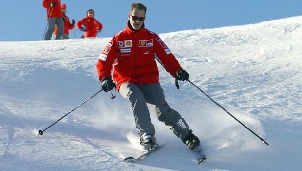 Michael Schumacher è in coma