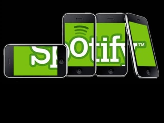 Spotify gratis per tablet e smartphone