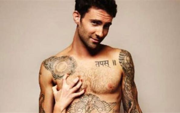 Adam Levin il più sexy del 2013 per People