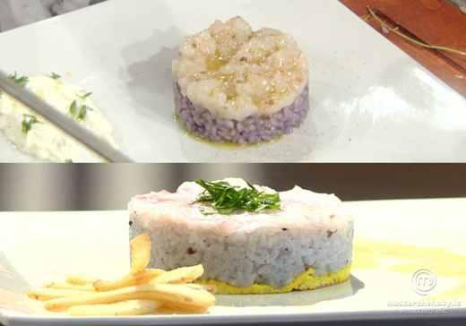 I piatti simili di Eleonora e Beatrice a MasterChef 3