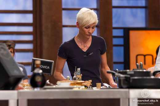Giovanna eliminata da MasterChef 3