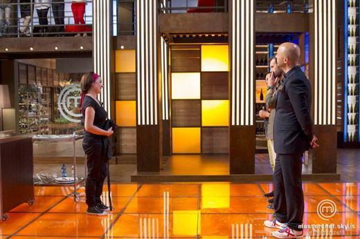 Laura l'eliminata della 10° puntata di MasterChef 3