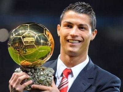 Cristiano Ronaldo Pallone d'Oro 2013
