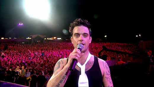 Live a Torino 2014 di Robbie Williams
