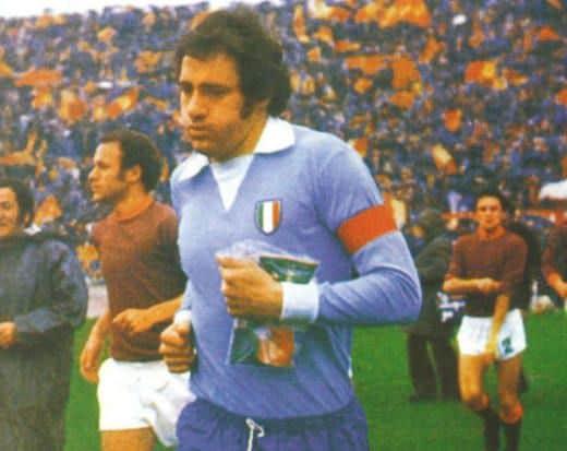 Long John Giorgio Chinaglia