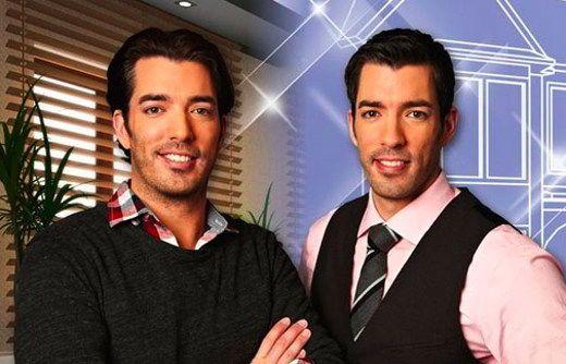 Jonathan e Drew Scott
