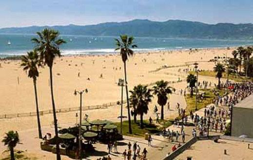 venice beach - A Los Angeles, tra shopping a Rodeo Drive, star del cinema e cultura