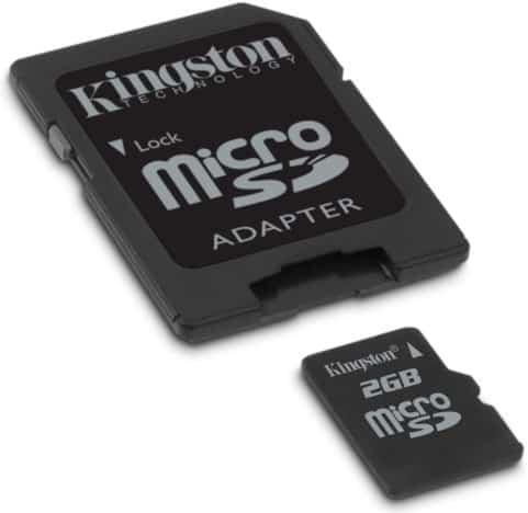 L'Adattatore SD per MicroSD