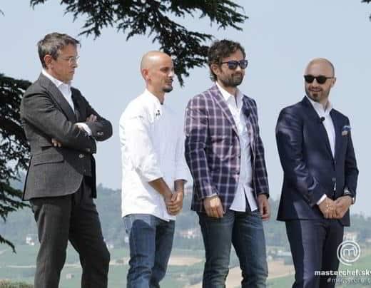 Chef Enrico Crippa a MasterChef Italia 3