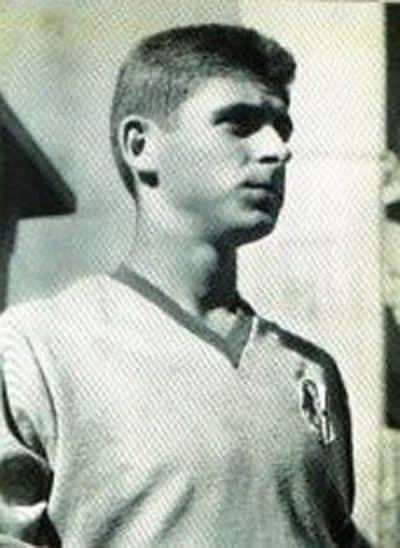 Gianni Rivera da giovane