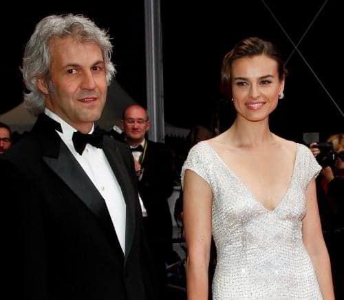 Domenico Procacci e Kasia Smutniak