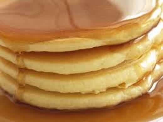 Pancake inizio preparazione