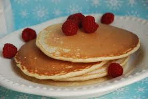 Pancake preparazione