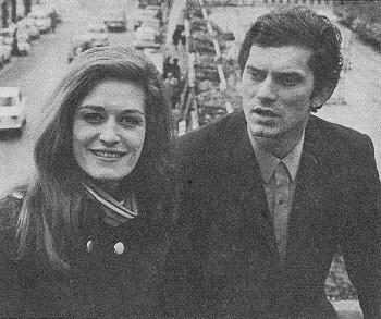 Luigi Tenco e Dalila