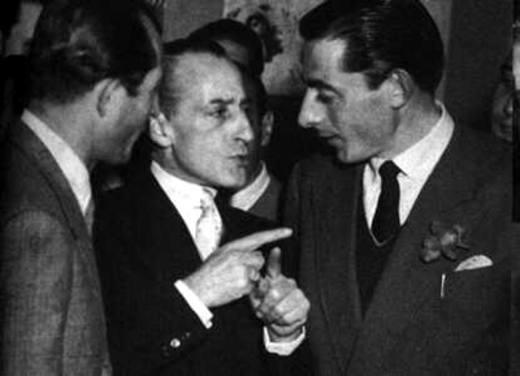 Fausto Coppi e Totò